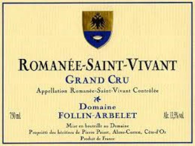Domaine Follin-Arbelet