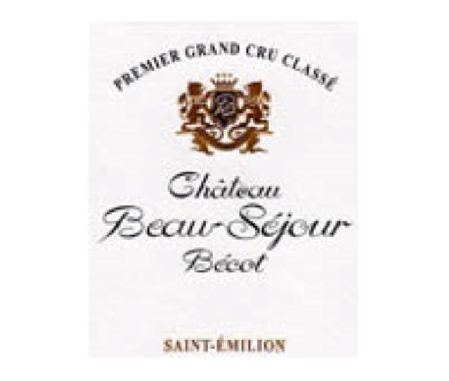 Château Beau-Séjour Becot