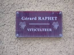 Domaine Gérard Raphet