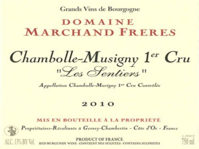 Domaine Marchand Frères