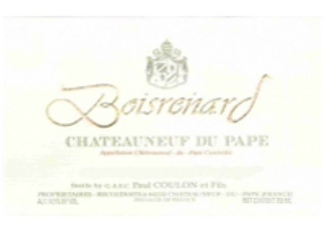 Domaine de Beaurenard (Roger Coulon )