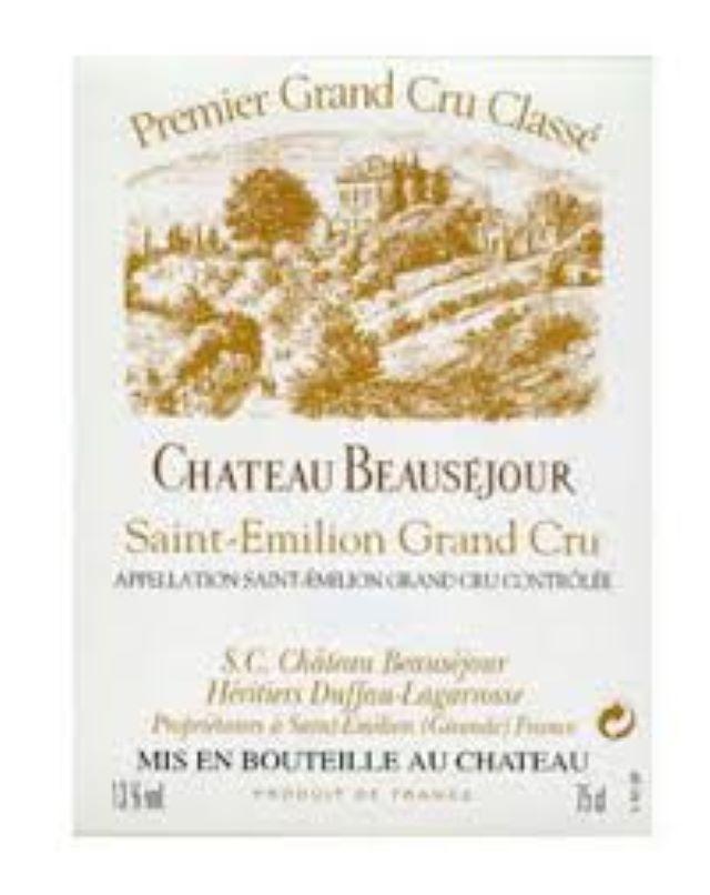 Château Beausejour (héritiers Duffau Lagarosse )